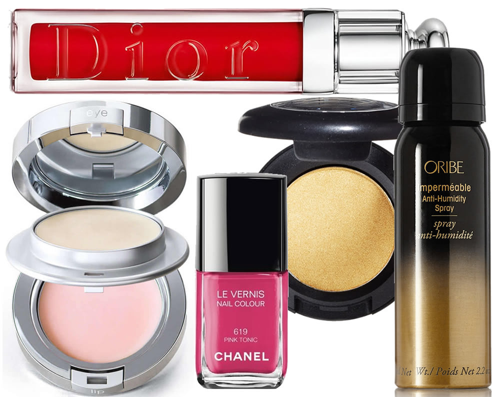 Beauty items in my Spring Bag