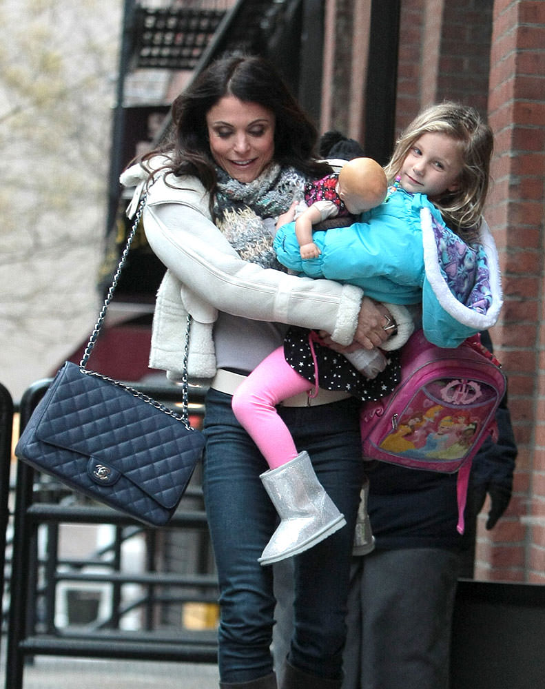 Bethenny-Frankel-Chanel-Classic-Flap-Bag
