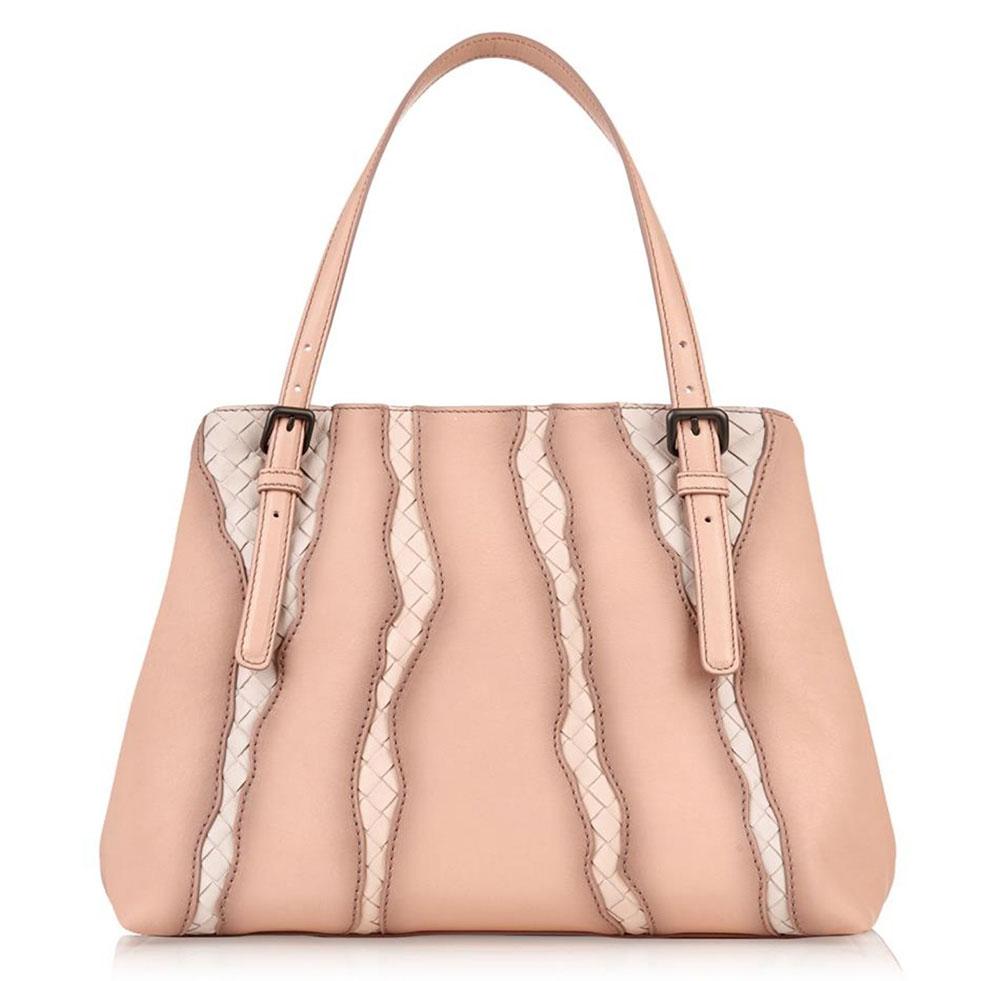 Bottega-Veneta-Flamingo-Intrecciato-Tote