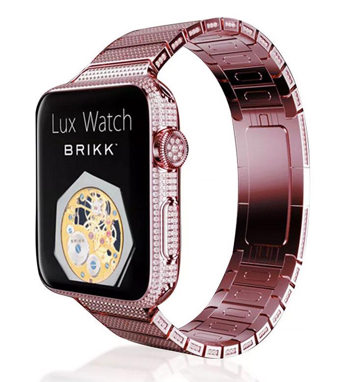Brikk-Apple-Watch-Rose-Gold-and-Diamond-38mm
