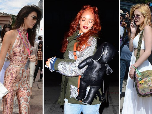 This Week, the Bag-Spotting is Great in Monaco, Nice & at Joel Silver's Insane Memorial Day Pool Party