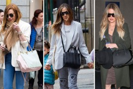 Behold: Lots of Exciting New Celebrity Bags, Plus a Bunch of Givenchy