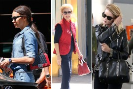 Every Celebrity Man, Woman, & Child is Carrying Hermès This Week