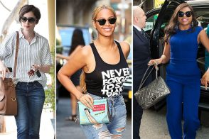 Jet-Setting Celebs Bring Us the Best Bags of the Week