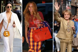 This Week is a Return to Form with Celeb Bags from Hermès, Prada, Louis Vuitton, & More