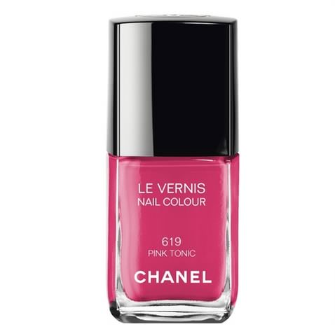 Chanel Le Vernis Nail Color Pink Tonic