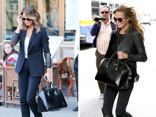 Chrissy-Teigen-Givenchy-Antigona-Bag
