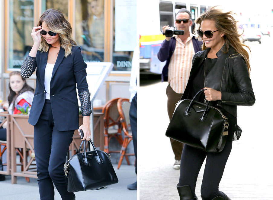 Just Can T Get Enough Chrissy Teigen And Her Givenchy