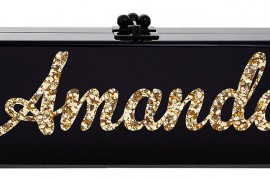 Now's the Time to Order a Customized Edie Parker Clutch