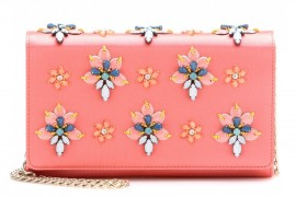 Bag of the Week: The Emilio Pucci Embellished Satin Clutch