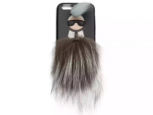 Fendi Karlito Phone Case