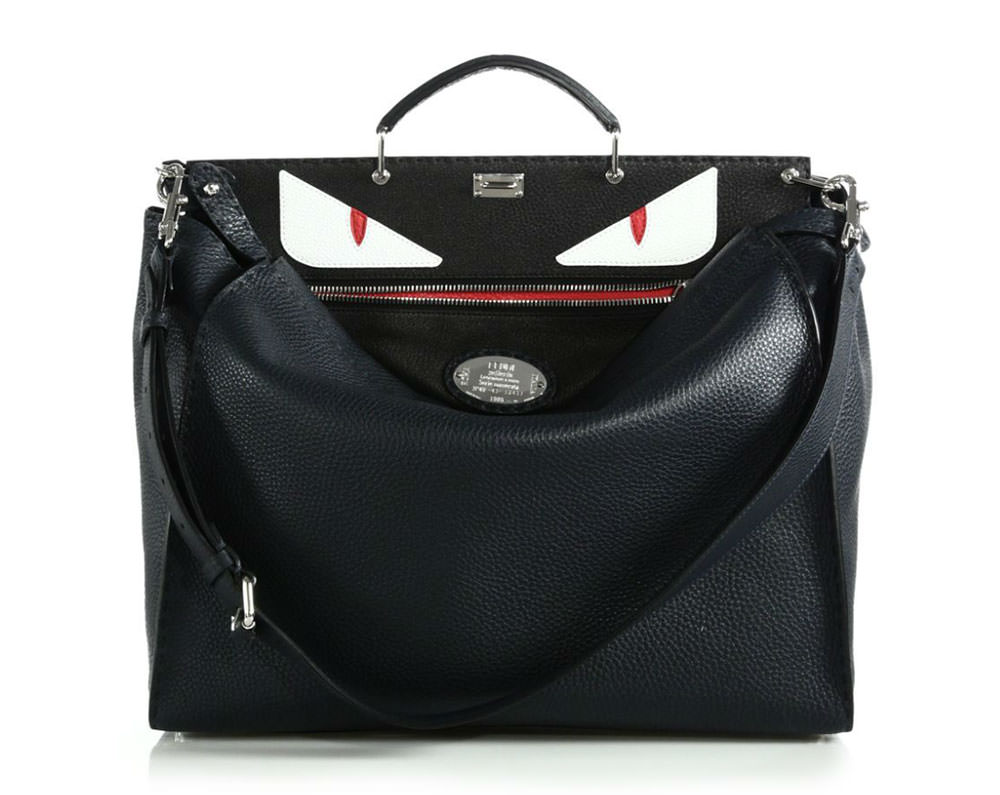 d55baa6dce The Ultimate Bag Guide  The Fendi Peekaboo Bag - PurseBlog