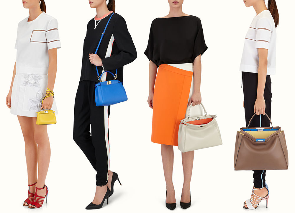 The Ultimate Bag Guide The Fendi Peekaboo Bag Purseblog