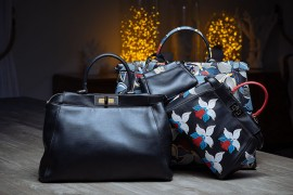 The Ultimate Bag Guide: The Fendi Peekaboo Bag