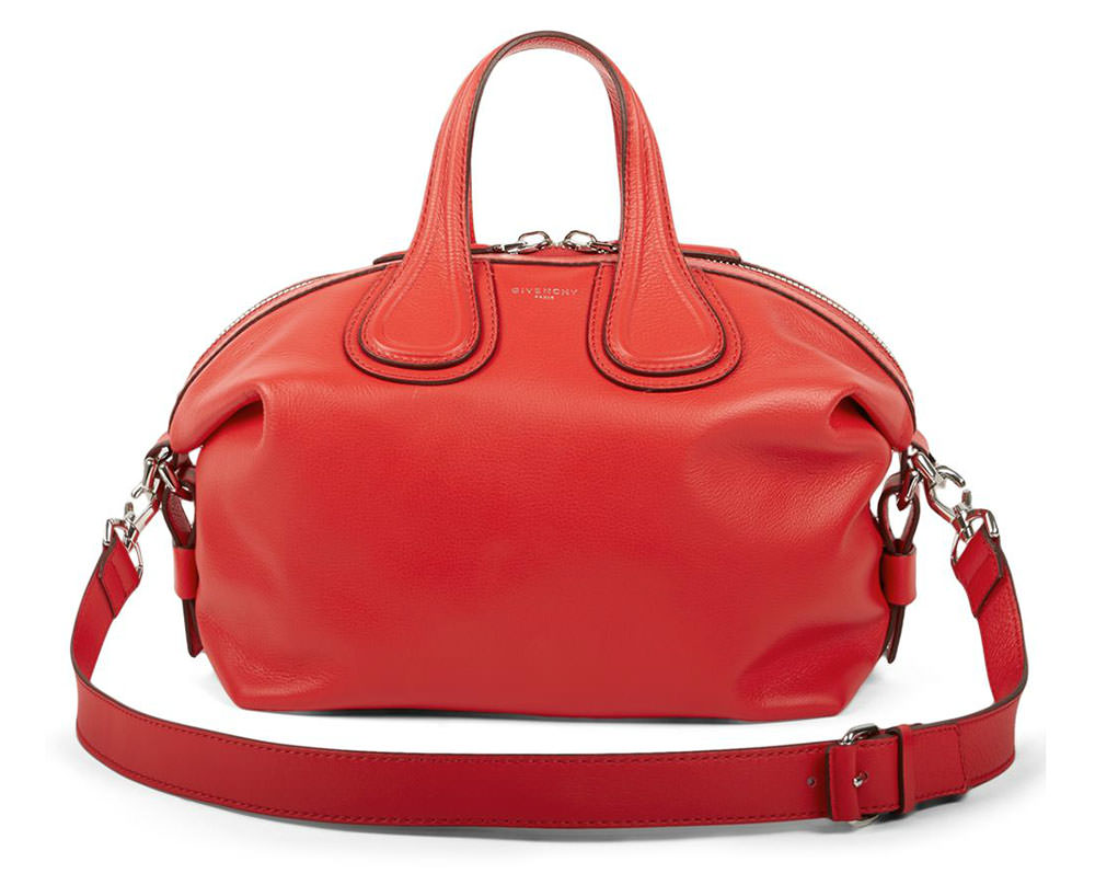 289d8e70a5f0 The Givenchy Nightingale Bag Gets a Smooth Redesign for Pre-Fall ...