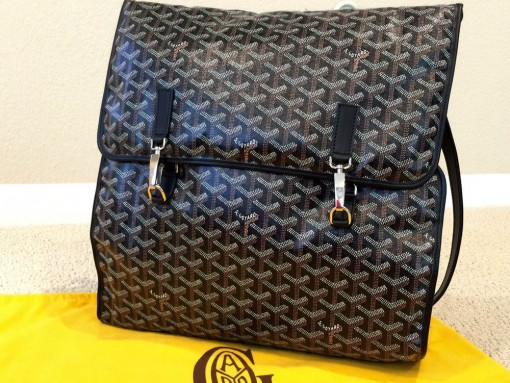 Goyard-Backpack