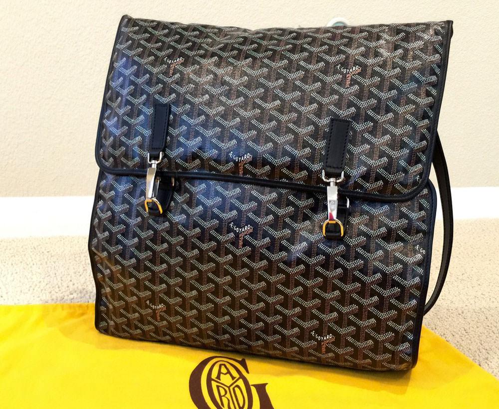 Goyard-Backpack