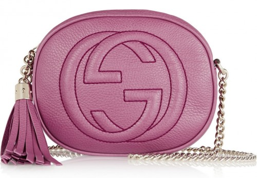 Gucci Soho Mini Chain Disco Bag 1