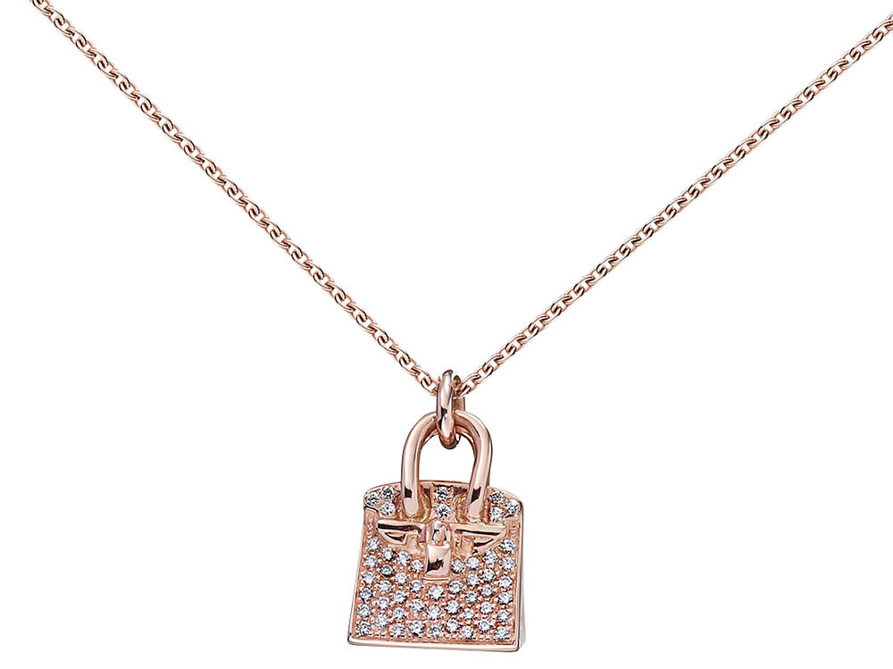 Hermes-Birkin-Pendant-Rose-Gold-and-Diamonds