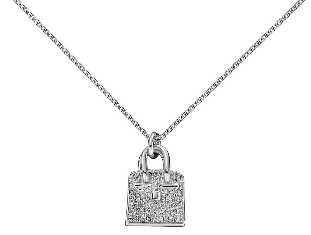 Hermes-Birkin-Pendant-White-Gold-and-Diamonds