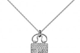 You Can Now Wear Tiny, Diamond-Encrusted Hermès Bags Around Your Neck