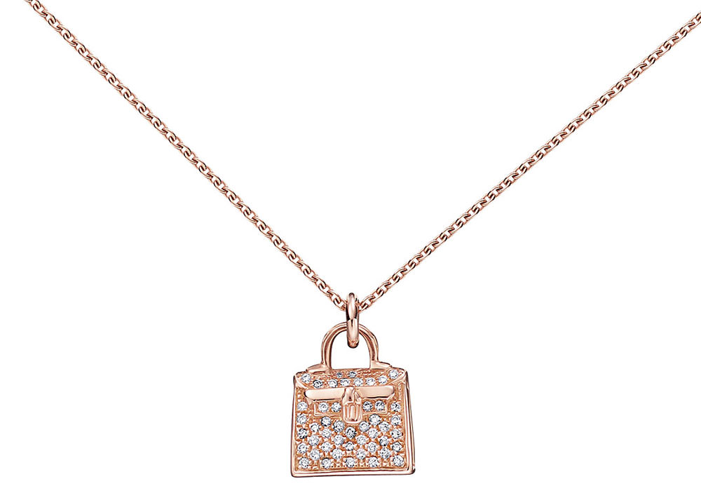 Hermes-Kelly-Pendant-Rose-Gold-and-Diamonds