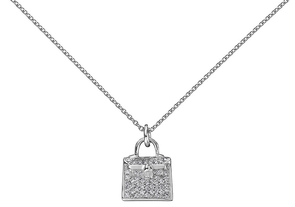 Hermes-Kelly-Pendant-White-Gold-and-Diamonds