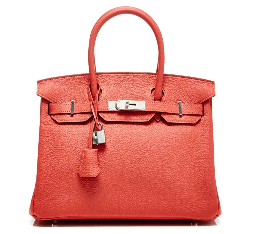 Hermes-Rouge-Pivoine-Clemence-Birkin-30cm