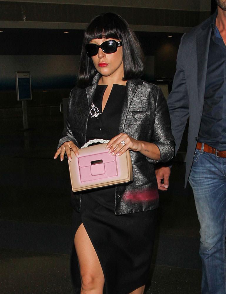 Lady-Gaga-Balenciaga-Spray-Bag