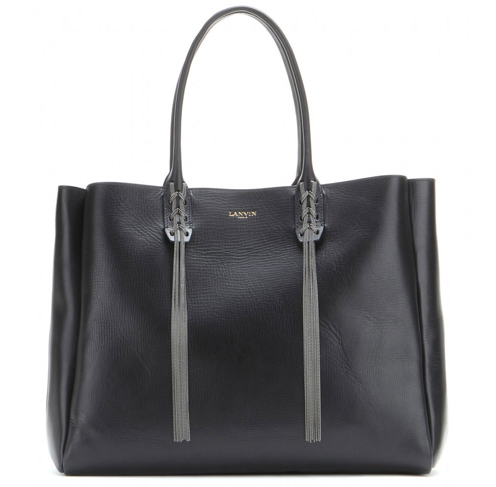 Lanvin-Embellished-Leather-Shopper-Tote