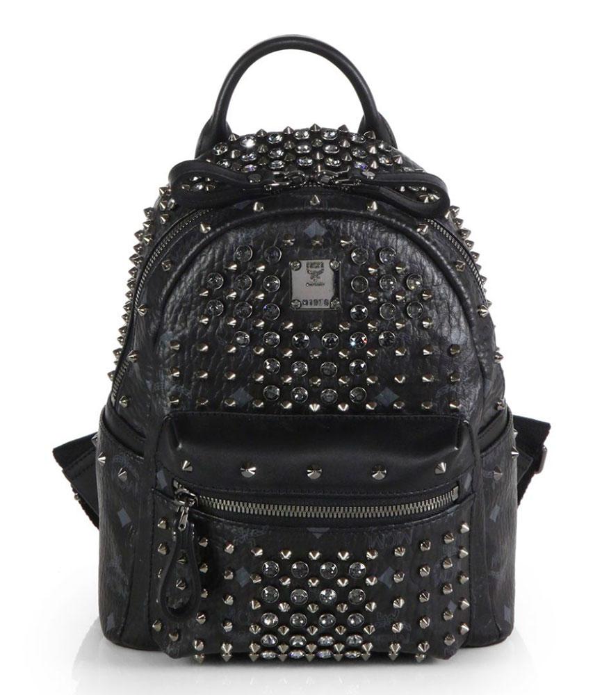 MCM-Diamond-Visetos-Mini-Backpack