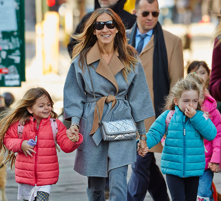 The Many Bags of Celebrity Moms, Part 2 - PurseBlog