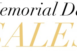 Shop Great Memorial Day 2015 Sales Starting Right Now