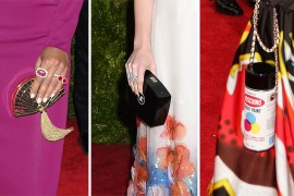 The Best Handbags of the 2015 Met Ball Red Carpet