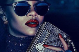 Take a First Look at Rihanna's New Dior Handbag Campaign