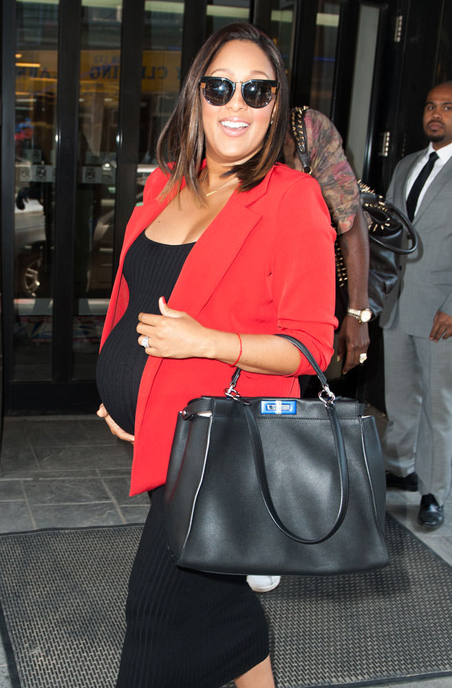 Tamera-Mowry-Fendi-Large-Peekaboo-Bag