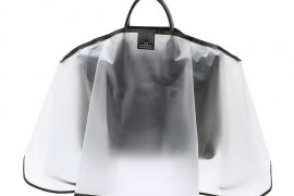 PurseBlog Asks: Would You Use a Handbag Raincoat?