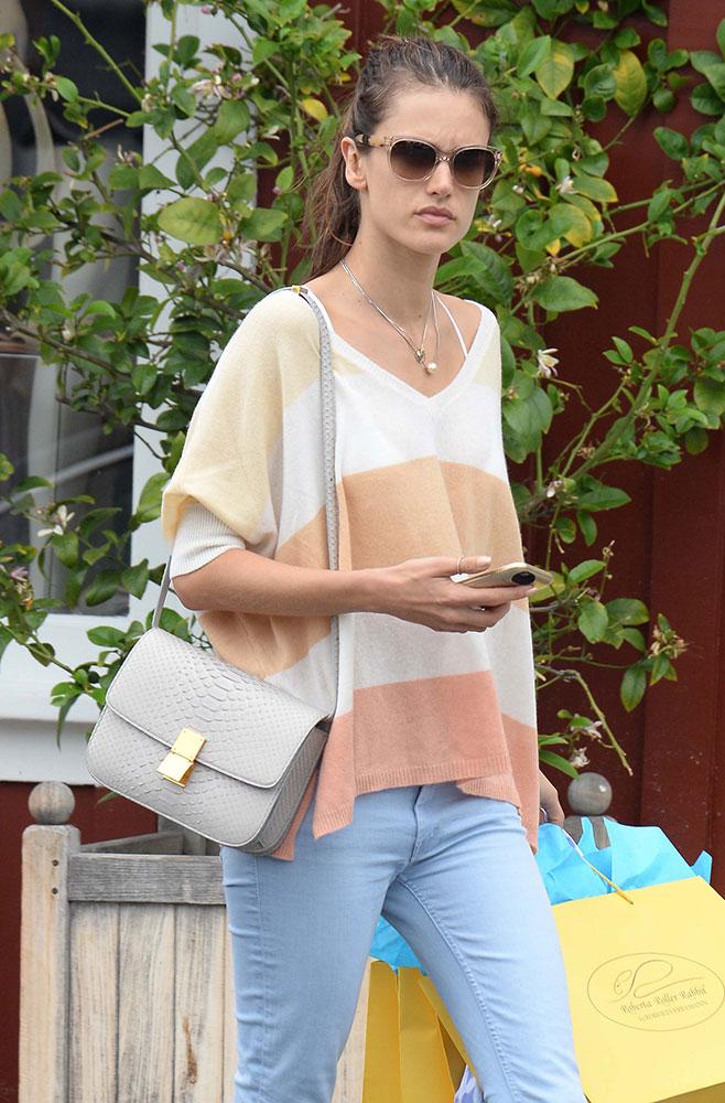 The Céline Box Bag is Having a Little Moment This Week 235f3d9693b1e