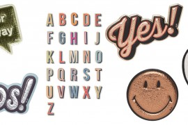 Love it or Leave it: Anya Hindmarch's Quirky Leather Stickers