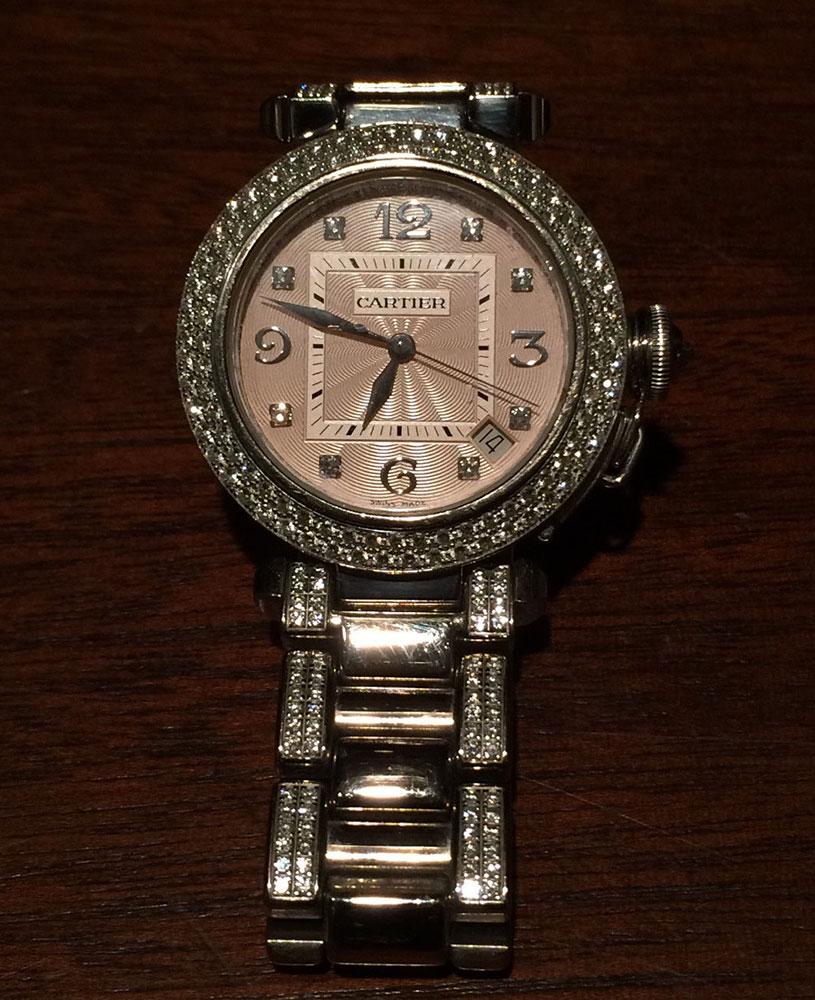 Cartier-Pasha-Watch