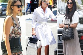 This Week, Celebs Love Sale Season Almost as Much as You Do