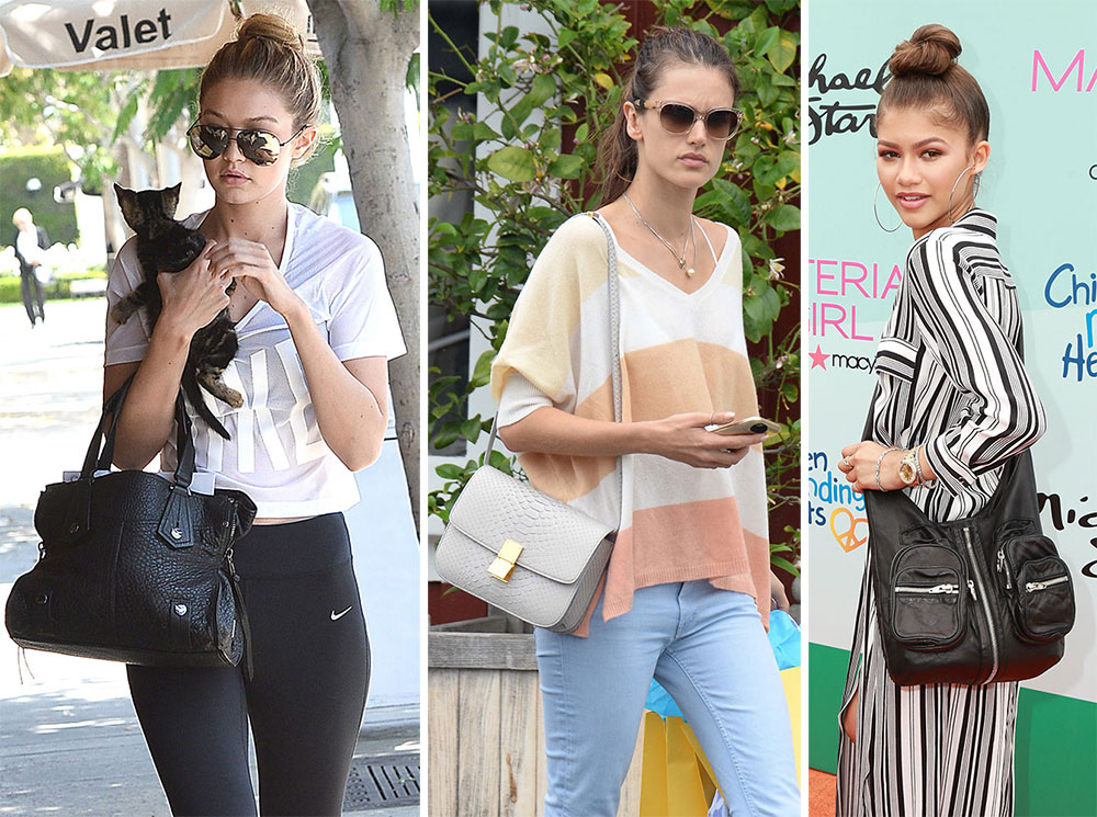 The Céline Box Bag is Having a Little Moment This Week, Plus More Celeb Bag  Picks 825f23daf0