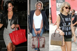 This Week, Celebs Love Céline Bags and Beyond