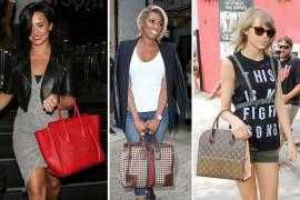 This Week, Celebs Love Céline Bags and Beyond