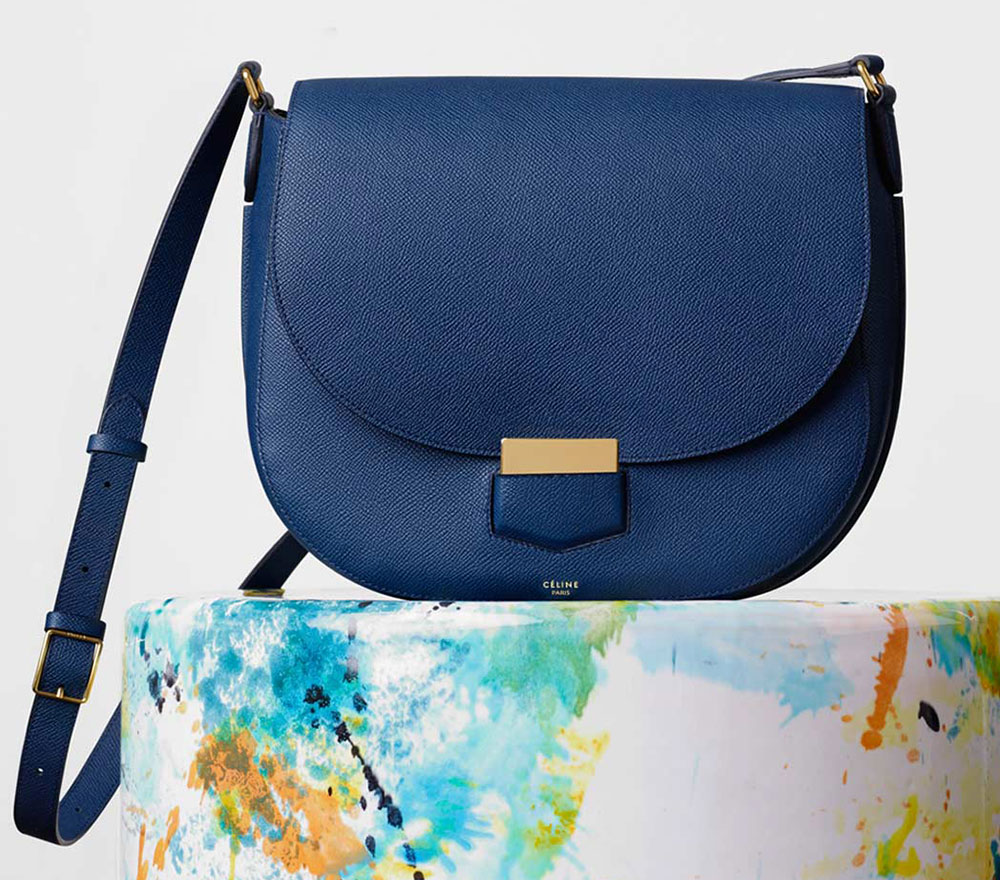 a2b8e0d5a839 In Praise of the Céline Trotteur Bag - PurseBlog