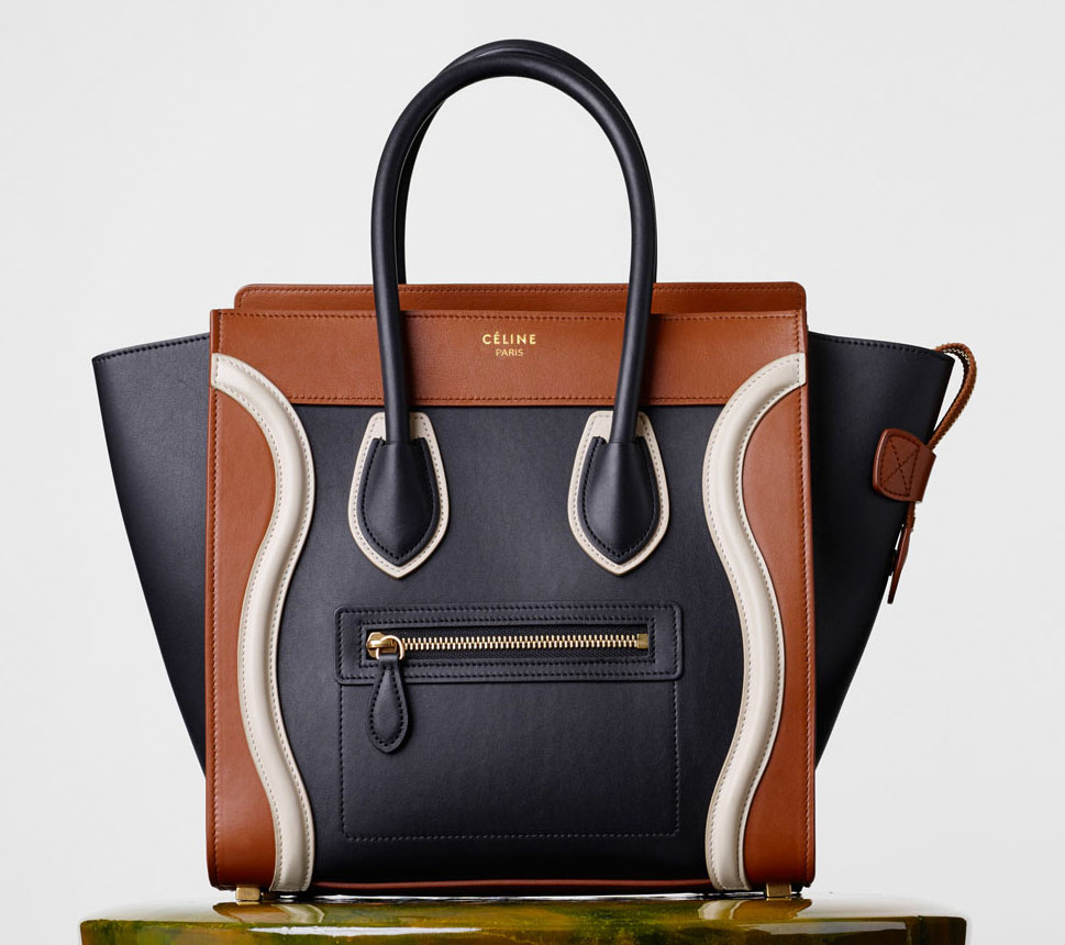 celline bags - Celine's Winter 2015 Handbag Lookbook is Here, Complete with ...