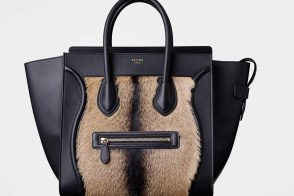 Celine's Winter 2015 Handbag Lookbook is Here, Complete with Prices