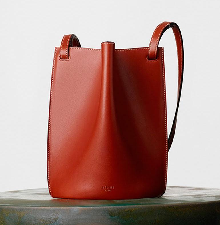 Celine-Mini-Pinched-Bag-Tan-1850