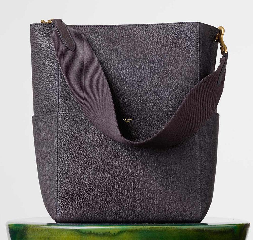 Celine-Sangle-Seau-Bag-Grey-2550