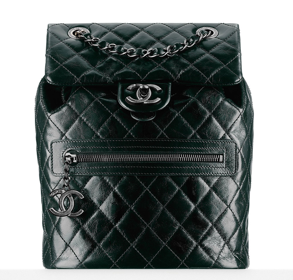 60074b580101 Check out the Chanel Metiers d'Art 2015 Handbag Lookbook, Including ...